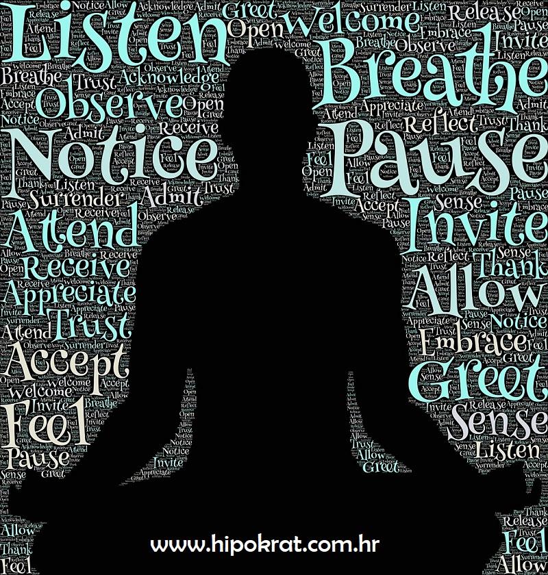 Vježbama disanja protiv stresa, tjeskobe i panike
