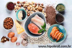 Izvor fosfora u hrani