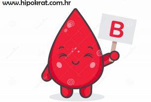Krvna grupa B